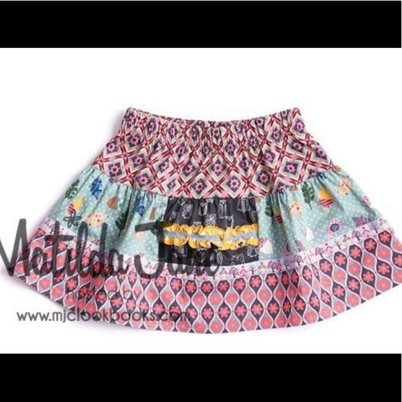 Matilda Jane Croquet Skirt